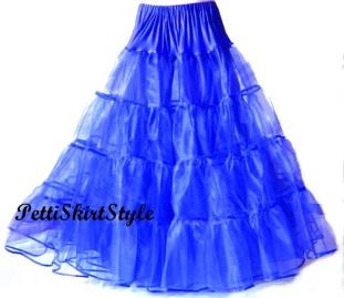 Crinolione Petticoat Ankle Length Floor Length